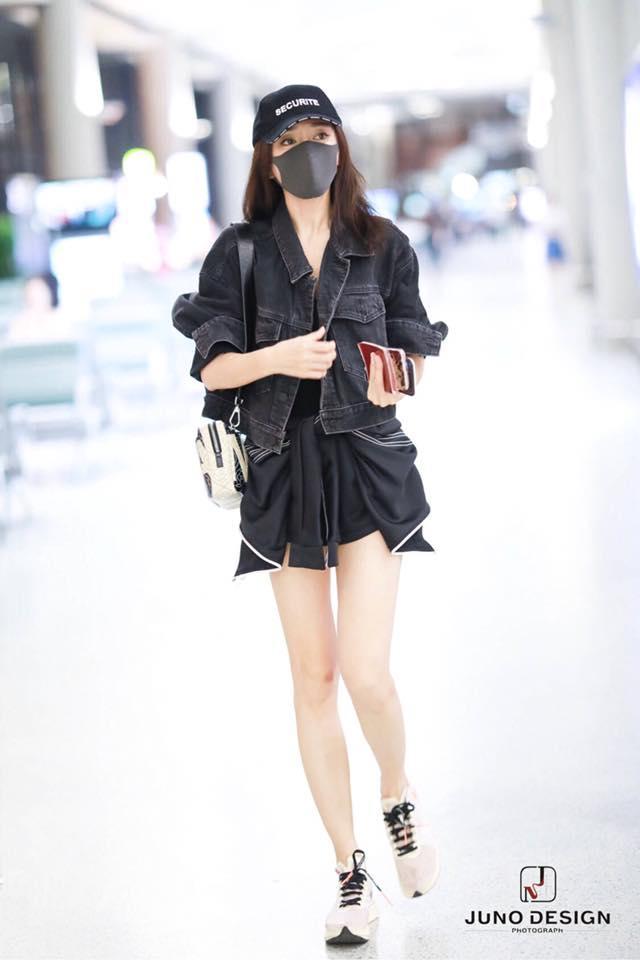Phú Sát Hoàng Hậu Tần Lam đẹp lịm tim trên tạp chí Blue số tháng 8-2