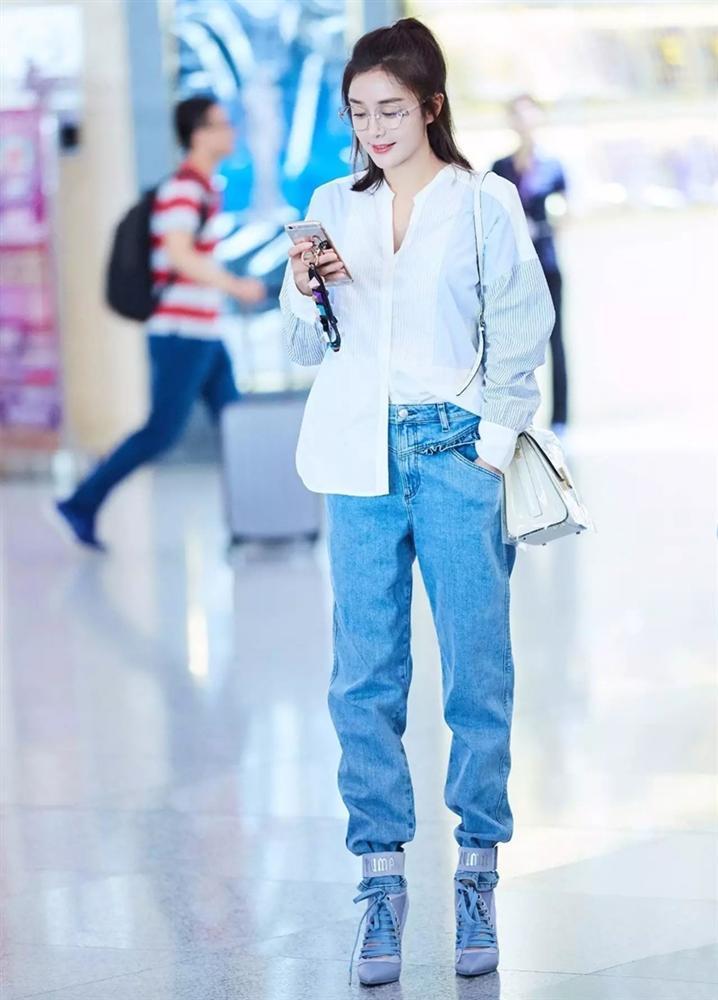 Phú Sát Hoàng Hậu Tần Lam đẹp lịm tim trên tạp chí Blue số tháng 8-3