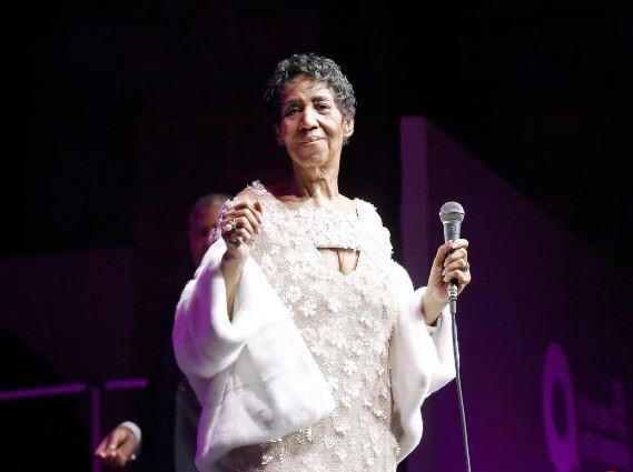 'Nữ hoàng nhạc Soul' Aretha Franklin đang bị bệnh rất nặng-1