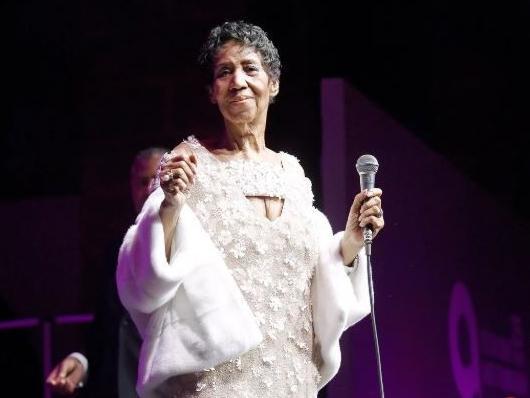 'Nữ hoàng nhạc Soul' Aretha Franklin đang bị bệnh rất nặng