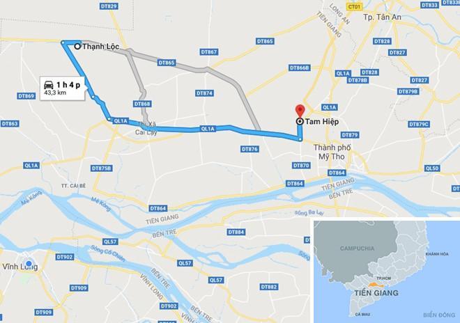 Lời khai lạnh lùng của nghi phạm thảm sát 3 người ở Tiền Giang-3