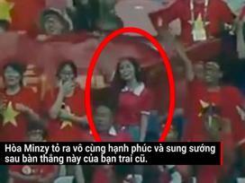 Hòa Minzy lên tiếng về việc sang Indonesia cổ vũ Công Phượng
