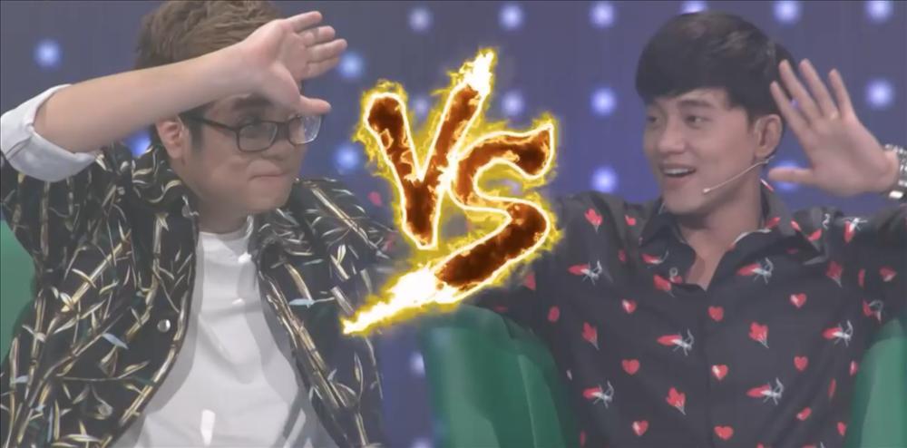 Hương Tràm ngại ngùng khi hai tình cũ Bùi Anh Tuấn, Mai Tài Phến vừa gặp mặt đã muốn đánh lộn-2