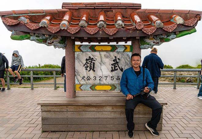 Chàng trai Việt một mình phượt từ Los Angeles đến Đài Loan bằng xe máy gần 40 ngày-1