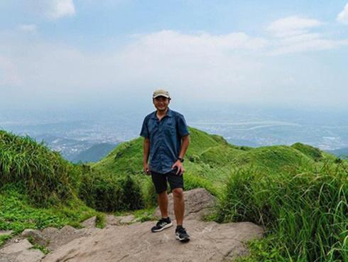 Chàng trai Việt một mình 'phượt' từ Los Angeles đến Đài Loan bằng xe máy gần 40 ngày