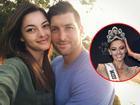 Không còn úp mở, đương kim Hoa hậu Hoàn vũ công khai yêu chàng cầu thủ quyết giữ đời trai đến đêm tân hôn