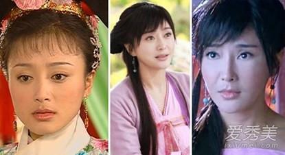 Phú Sát hoàng hậu Tần Lam trong Diên Hi Công Lược rõ ràng đẹp xuất sắc, nhưng sự thật trước khi dao kéo thì sao?-2