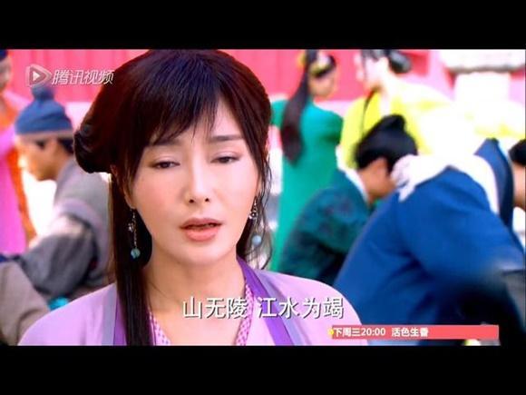 Phú Sát hoàng hậu Tần Lam trong Diên Hi Công Lược rõ ràng đẹp xuất sắc, nhưng sự thật trước khi dao kéo thì sao?-6