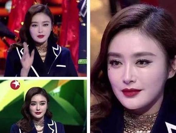 Phú Sát hoàng hậu Tần Lam trong Diên Hi Công Lược rõ ràng đẹp xuất sắc, nhưng sự thật trước khi dao kéo thì sao?-7