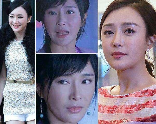 Phú Sát hoàng hậu Tần Lam trong Diên Hi Công Lược rõ ràng đẹp xuất sắc, nhưng sự thật trước khi dao kéo thì sao?-10