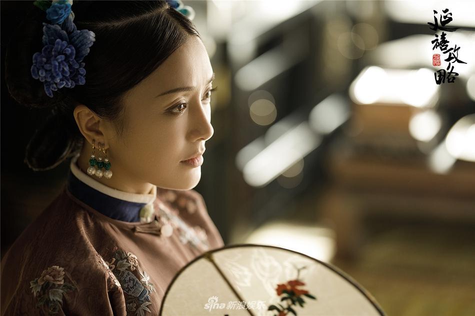 Phú Sát hoàng hậu Tần Lam trong Diên Hi Công Lược rõ ràng đẹp xuất sắc, nhưng sự thật trước khi dao kéo thì sao?-11