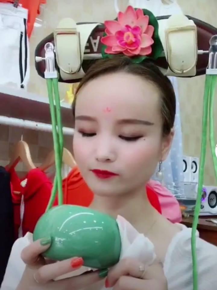 Bộ sưu tập mũ mão phi tần trong Diên Hi Công Lược không thể chất hơn của nhóm bạn trẻ-5