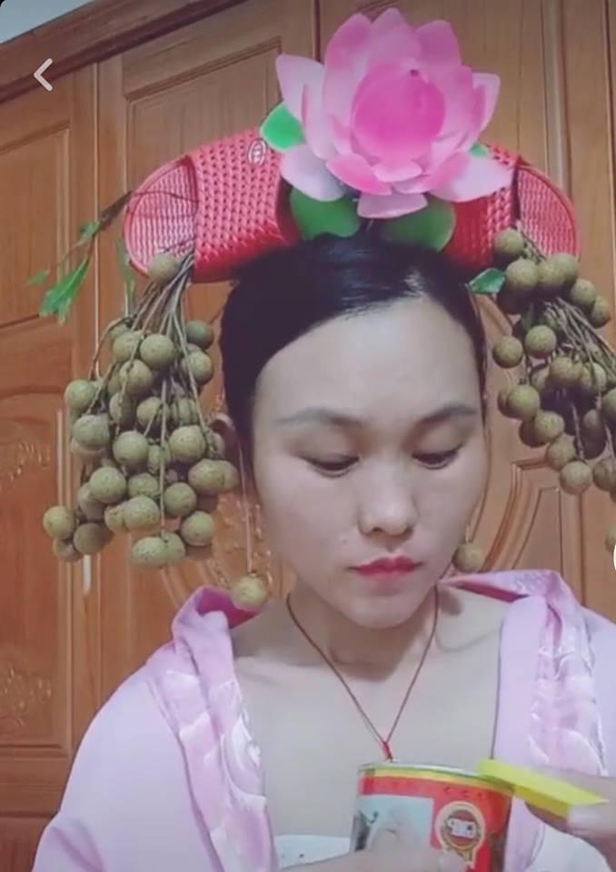 Bộ sưu tập mũ mão phi tần trong Diên Hi Công Lược không thể chất hơn của nhóm bạn trẻ-7
