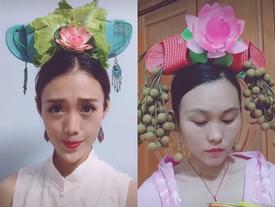 Bộ sưu tập mũ mão phi tần trong 'Diên Hi Công Lược' không thể chất hơn của nhóm bạn trẻ
