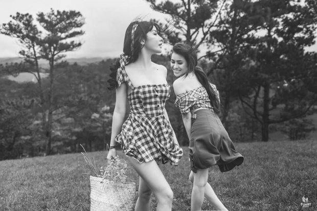 Bị chỉ trích nặng nề, cô gái chụp ảnh cùng Á hậu Thư Dung ở Đà Lạt: Tôi bị chửi đến chai mặt rồi-2