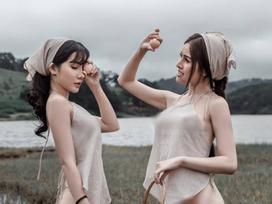 Bị chỉ trích nặng nề, cô gái chụp ảnh cùng Á hậu Thư Dung ở Đà Lạt: 'Tôi bị chửi đến chai mặt rồi'