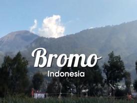 #Justgo: Ngắm bình minh trên ngọn núi lửa đẹp nhất Indonesia