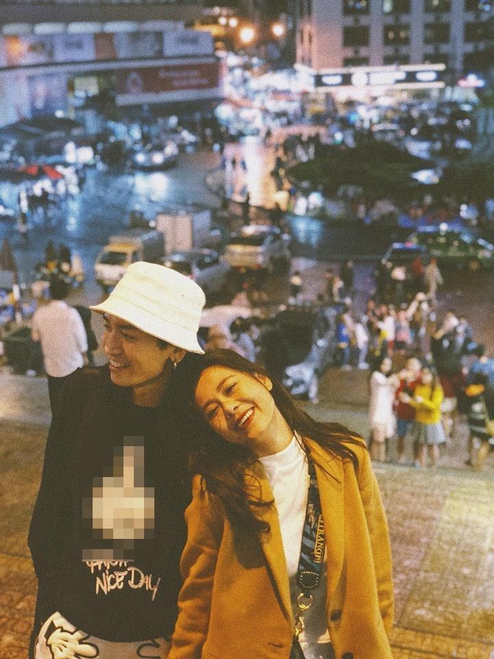 Phan Thành lọt thỏm khi đứng cạnh tài tử TVB - Mã Đức Chung-5