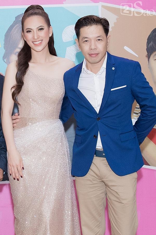 Dàn sao Việt đến chúc mừng Phương Anh Đào tuyển được chàng vợ Thái Hòa-5