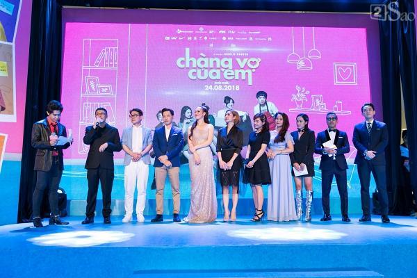 Dàn sao Việt đến chúc mừng Phương Anh Đào tuyển được chàng vợ Thái Hòa-1