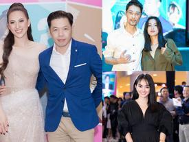 Dàn sao Việt đến chúc mừng Phương Anh Đào tuyển được 'chàng vợ' Thái Hòa