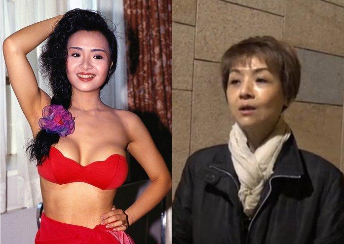 Không tin nổi đây là nhan sắc quả bom sex Hong Kong một thời-1