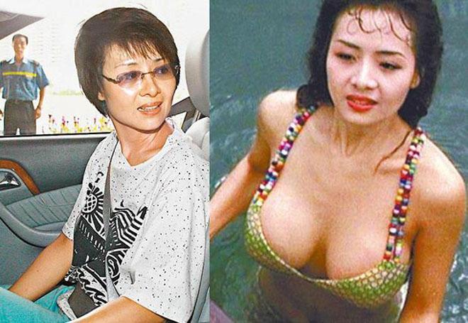 Không tin nổi đây là nhan sắc quả bom sex Hong Kong một thời-2