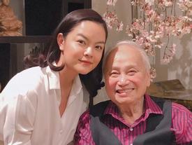 Lần đầu tiên, Phạm Quỳnh Anh tổ chức họp báo trực tuyến, xuất hiện tại đầu cầu Mỹ cùng nhạc sĩ Lam Phương