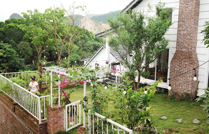 Những khu biệt thự lãng mạn cho kỳ nghỉ 2/9 gần Hà Nội-3