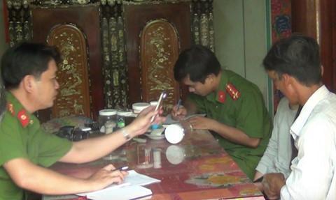 Nghi phạm thảm sát 3 người ở Tiền Giang lập mưu trước 2 tháng-2