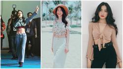 Hòa Minzy bây giờ chỉ thích nhất kiểu trang phục này để khoe thành quả giảm cân hùng hục