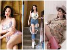 Street style sao Việt: Tâm Tít lăng-xê mốt quần jeans rách tả tơi - Angela Phương Trinh khoe da thịt sexy