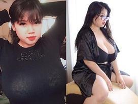 Bị tung ảnh gợi cảm lên mạng, nữ sinh sở hữu bộ ngực 110cm ở Hải Dương khẳng định: 'Tôi bị hack nick'