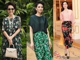 'Mê mệt' ngắm dàn 'quốc sắc thiên hương' Việt Nam váy áo lộng lẫy, đài các