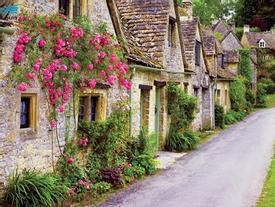 #Justgo: Ghé thăm ngôi làng đẹp nhất nước Anh