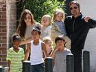 Tiết lộ chi phí tốn kém nuôi 6 con của Brad Pitt và Angelina Jolie