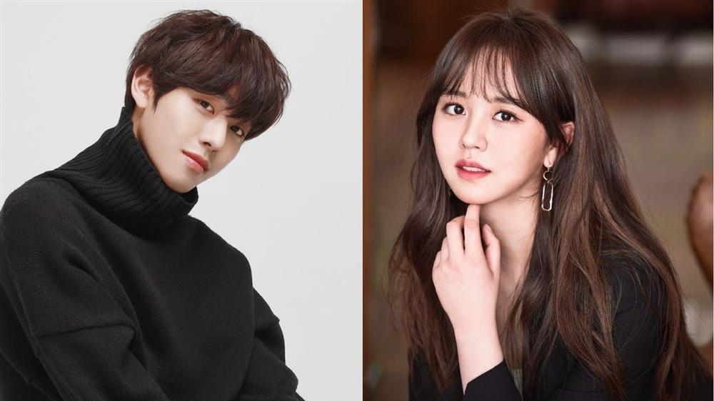 Hai nhan sắc hàng đầu Hyun Bin và Son Ye Jin sánh đôi trên tạp chí-3