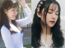 Nữ sinh Đà Nẵng gây bão mạng với loạt ảnh mặc áo dài đẹp xuất sắc