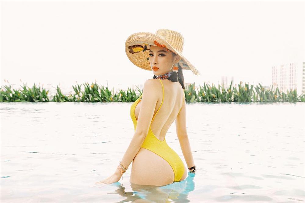 Nhìn Angela Phương Trinh miệt mài pose dáng khoe vòng 3 mà muốn vẹo xương sống-2