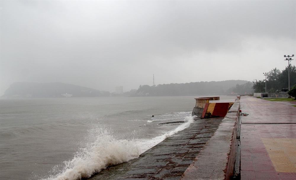 Các địa phương ứng phó với bão số 4 - Bebinca-2