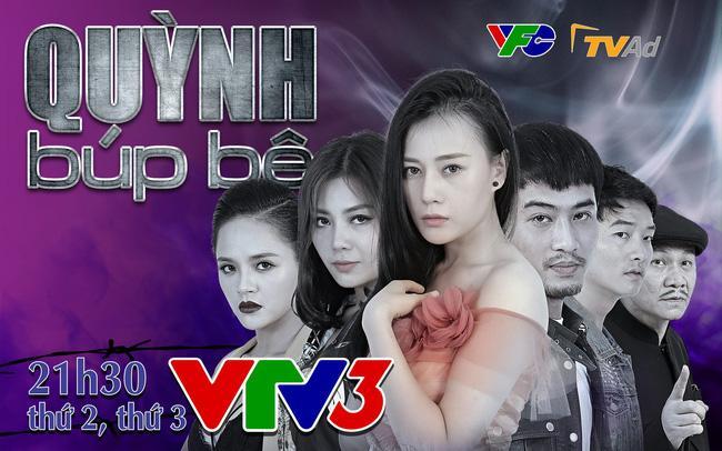 Quỳnh búp bê trở lại trên VTV3 từ ngày 3/9-1
