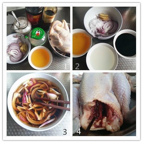 Cách nấu gà bằng nồi cơm điện hoàn toàn mới, ăn thơm ngon hơn cả gà nướng ngoài tiệm-1