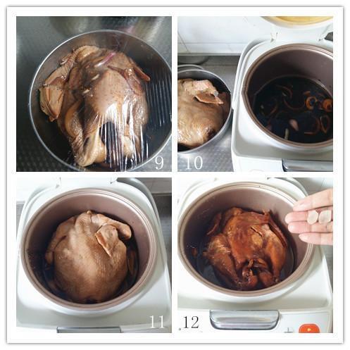 Cách nấu gà bằng nồi cơm điện hoàn toàn mới, ăn thơm ngon hơn cả gà nướng ngoài tiệm-3