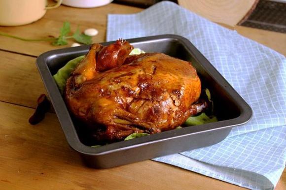 Cách nấu gà bằng nồi cơm điện hoàn toàn mới, ăn thơm ngon hơn cả gà nướng ngoài tiệm-5
