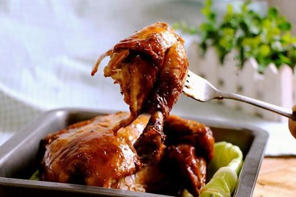 Cách nấu gà bằng nồi cơm điện hoàn toàn mới, ăn thơm ngon hơn cả gà nướng ngoài tiệm-6
