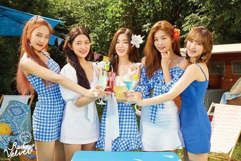 Red Velvet vượt SHAUN - ZICO, vươn lên công phá 3 bảng xếp hạng thuộc Gaon trong tuần đầu tháng 8-4