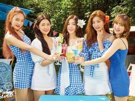 Red Velvet vượt SHAUN - ZICO, vươn lên 'công phá' 3 bảng xếp hạng thuộc Gaon trong tuần đầu tháng 8