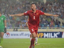 Chân dung cầu thủ vừa ghi bàn thắng cho Olympic Việt Nam