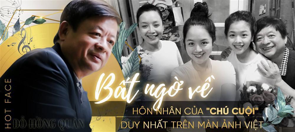 Bất ngờ về hôn nhân của chú Cuội duy nhất trên màn ảnh Việt-1