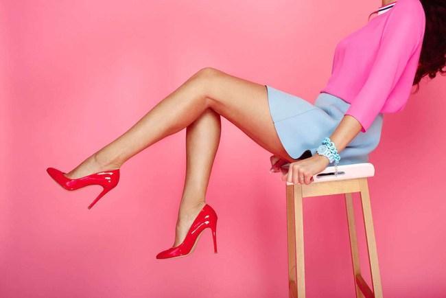 Phụ nữ đừng buồn khi có bắp chân to, phải vui lên vì đây là dấu hiệu trời ban cho vô số phúc phần-1